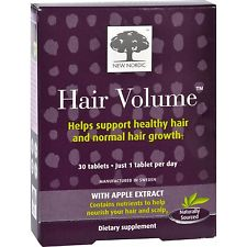 HAIR VOLUME FOR HEALTHY HAIR & NORMAL HAIR GROWTH  30 TAB