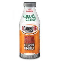Q CARBO LIQUID ORANGE  16 OZ
