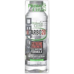 Q CARBO CLEAR LEMON LIME  20 OZ