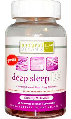 ADULT GUMMY DEEP SLEEP DX  60 CT