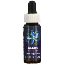 BORAGE DROPPER  0.25 OZ