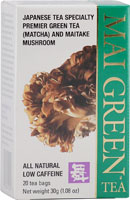 Maitake Mai-Green Tea 20bg