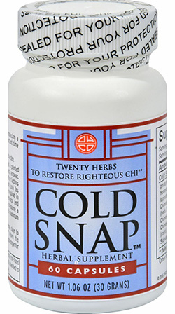 Cold Snap  60 capsule