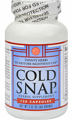 COLD SNAP  120 CAPSULE