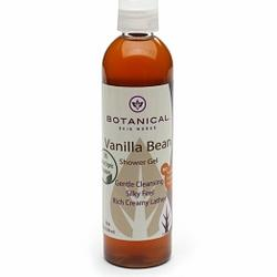VANILLA BEAN SHOWER GEL  8 OZ