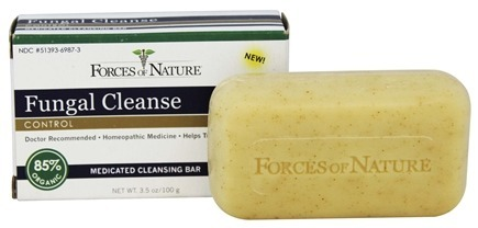 BAR SOAP FUNGAL CLEANSE  3.5 OZ