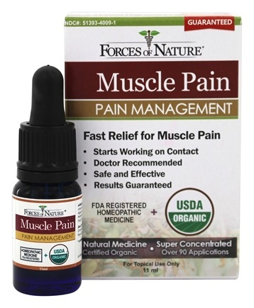 MUSCLE PAIN MANAGEMENT  11 ML