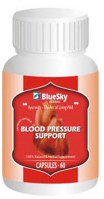 Blood Pressure Support  60 capsule