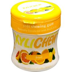 XYLICHEW GUM FRUIT JAR  60 CT