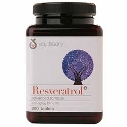 RESVERATROL ADVANCED  290 TAB