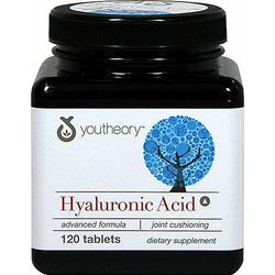 HYALURONIC ACID ADVANCED  120 TAB
