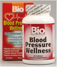 BLOOD PRESSURE WELLNESS  60 TABLET