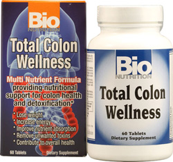 TOTAL COLON WELLNESS  60 TABLET