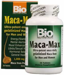 MACA MAX ONCE DAILY  30 TABLET