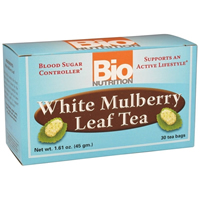 TEA WHITE MULBERRY LEAF  30 BAG
