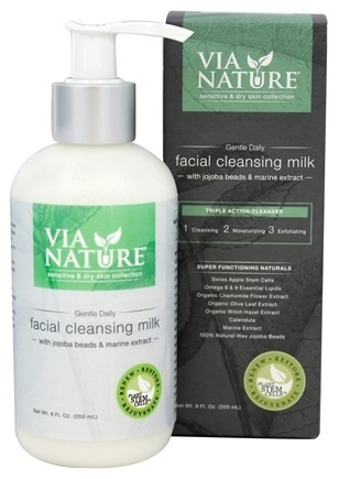 CLEANSING MILK  6 OZ