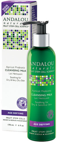 Probiotic Cleansing Milk Apricot  6 oz